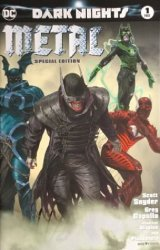 DC Comics's Dark Nights: Metal Special # 1