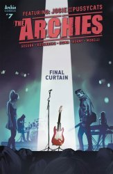 Archie Comics Group's The Archies Issue # 7c