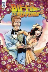 IDW Publishing's Back to the Future: Biff to the Future Issue # 5