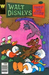 Gold Key's Walt Disney's Comics and Stories Issue # 464whitman