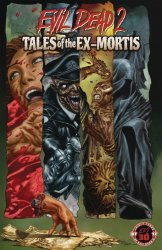 Space Goat Productions 's Evil Dead 2: Tales of the Ex-Mortis TPB # 1