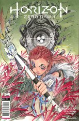 Titan Comics's Horizon: Zero Dawn Issue # 1e