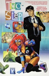 WildStorm's Two-Step TPB # 1