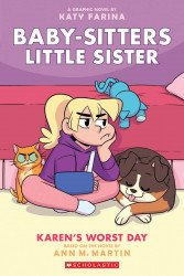 Graphix's Baby-Sitters Little Sister  Hard Cover # 3