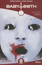 After-Shock Comics's Babyteeth TPB # 1