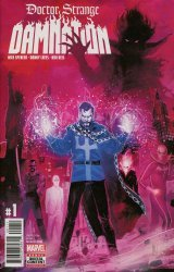 Marvel Comics's Doctor Strange: Damnation Issue # 1