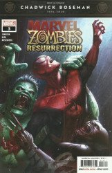 Marvel Comics's Marvel Zombies: Resurrection Issue # 3