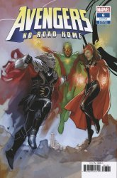 Marvel Comics's Avengers: No Road Home Issue # 6c