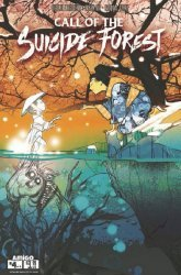 Amigo Comics's Call of the Suicide Forest Issue # 4b