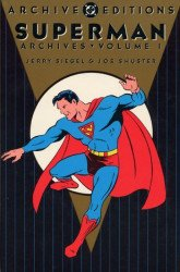 DC Comics's Superman Archives Hard Cover # 1c
