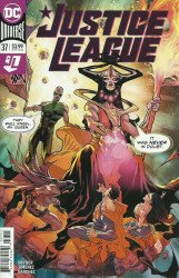 DC Comics's Justice League Issue # 37