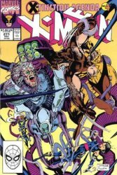 Marvel Comics's The Uncanny X-Men Issue # 271