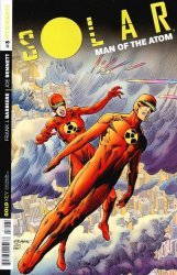 Dynamite Entertainment's Solar, Man of the Atom Issue # 3f