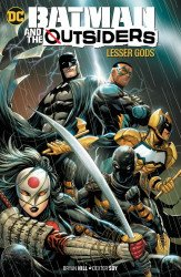 DC Comics's Batman and the Outsiders TPB # 1