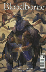 Titan Comics's Bloodborne Issue # 12b