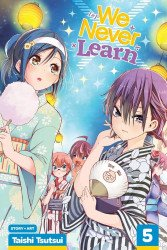 Viz Media's We Never Learn Soft Cover # 5