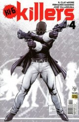 Valiant Entertainment's Killers Issue # 4e
