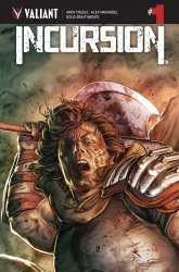 Valiant Entertainment's Incursion Issue # 1