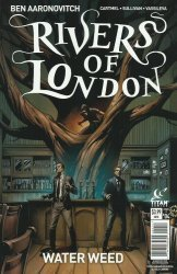 Titan Comics's Rivers of London: Water Weed Issue # 4