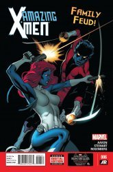 Marvel Comics's Amazing X-Men Issue # 6
