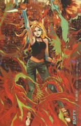 BOOM! Studios's Buffy The Vampire Slayer Issue # 10c