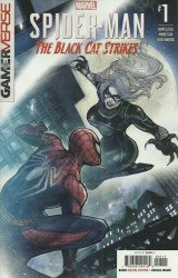 Marvel Comics's Marvel's Spider-Man: The Black Cat Strikes Issue # 1