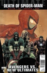 Ultimate Marvel's Ultimate Avengers vs New Ultimates Issue # 6b