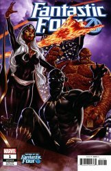 Marvel Comics's Fantastic Four Issue # 1z