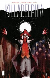 Image Comics's Killadelphia Issue # 3