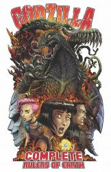 IDW Publishing's Godzilla: Rulers of the Earth TPB # 1complete-2nd print
