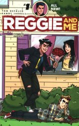 Archie Comics Group's Reggie And Me Issue # 1f