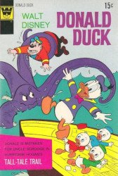 Gold Key's Donald Duck Issue # 141whitman