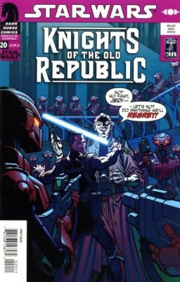 knights of the old republic comic pdf