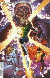 DC Comics's Justice League: Odyssey Issue # 17b