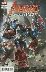 Marvel Comics's Avengers: Mech Strike Issue # 2b