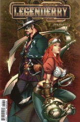 Dynamite Entertainment's Legenderry: A Steampunk Adventure Issue # 7