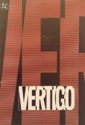Vertigo's Vertigo Launch Preview Issue # 1993
