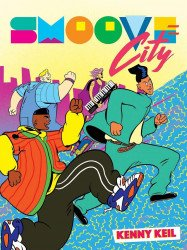 Oni Press's Smoove City Soft Cover # 1