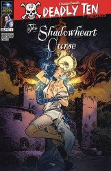 Full Moon Comix's Deadly Ten Presents: The Shadowheart Curse Issue # 1