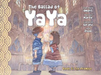Magnetic Press's The Ballad of Yaya Soft Cover # 5
