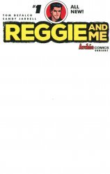 Archie Comics Group's Reggie And Me Issue # 1j