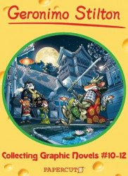Papercutz's Geronimo Stilton Special box set-4