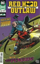 DC Comics's Red Hood and the Outlaws Issue # 32