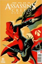 Titan Comics's Assassin's Creed: Uprising Issue # 7b