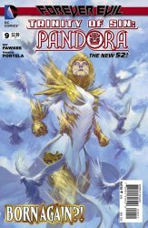 DC Comics's Trinity of Sin: Pandora Issue # 9