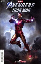 Marvel Comics's Marvels Avengers Iron Man Issue # 1e