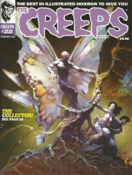 Warrant Publishing's The Creeps Issue # 22