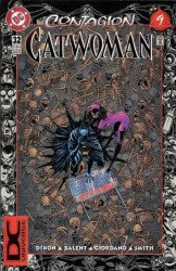 DC Comics's Catwoman Issue # 32b