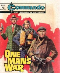 D.C. Thomson & Co.'s Commando: War Stories in Pictures Issue # 929