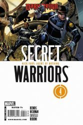 Marvel's Secret Warriors Issue # 4